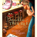 Bundle of Trouble: A Maternal Instincts Mystery, by Diana Orgain