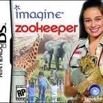 Imagine: Zookeeper for Nintendo DS