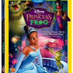The Princess and the Frog on Blu-Ray and DVD March 16th!