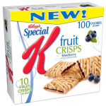 Special K Fruit Crisps and Low-Fat Granola