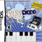Learn to Play Piano with Easy Piano for Nintendo DS