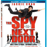Father's Day Gift Ideas! The Spy Next Door Blu-Ray Combo Pack