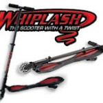 Whiplash: Twisting Scooter