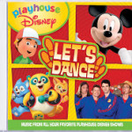 Playhouse Disney's Let's Dance CD