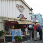Monterey Fisherman's Wharf: Cafe Fina and Dominico's Restaurant Reviews