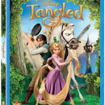 Tangled on DVD and Blu-ray March 29th