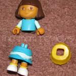 Mega Bloks Playsets: Dora's Bath Time