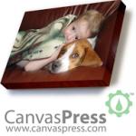 Canvas Press: Turn Your Photos into Art