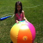 Little Tikes Ultimate Beach Ball Sprinkler Review