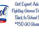Fight Germs During Back to School Season
