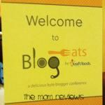 BlogEats Conference at Kraft Kitchens