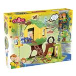 Caillou Tree House Playset Review
