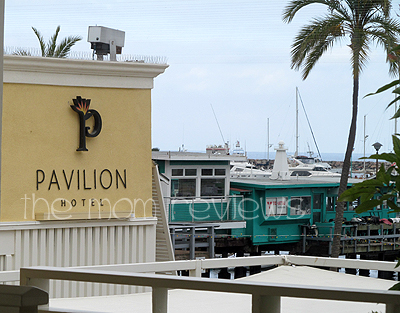 Catalina Island Pavilion Hotel And Avalon Grille Review