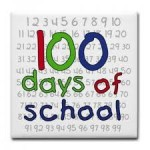 School Days: 100th Day of School Art Project