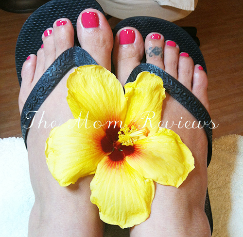 Four Seasons Lana'i: Lana'i Rejuvenating Pedicure