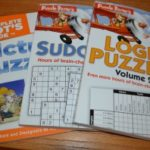 Picture Puzzles, Sudoku, and Logic Puzzles Book Review