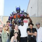 """The Voice"" Finalists Check Out Transformers: The Ride 3D!"
