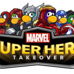 Disney News:  Marvel Super Hero Takeover Event at Club Penguin!
