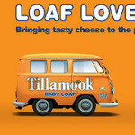 Tillamook #LoafLove Tour at the Sacramento Zoo