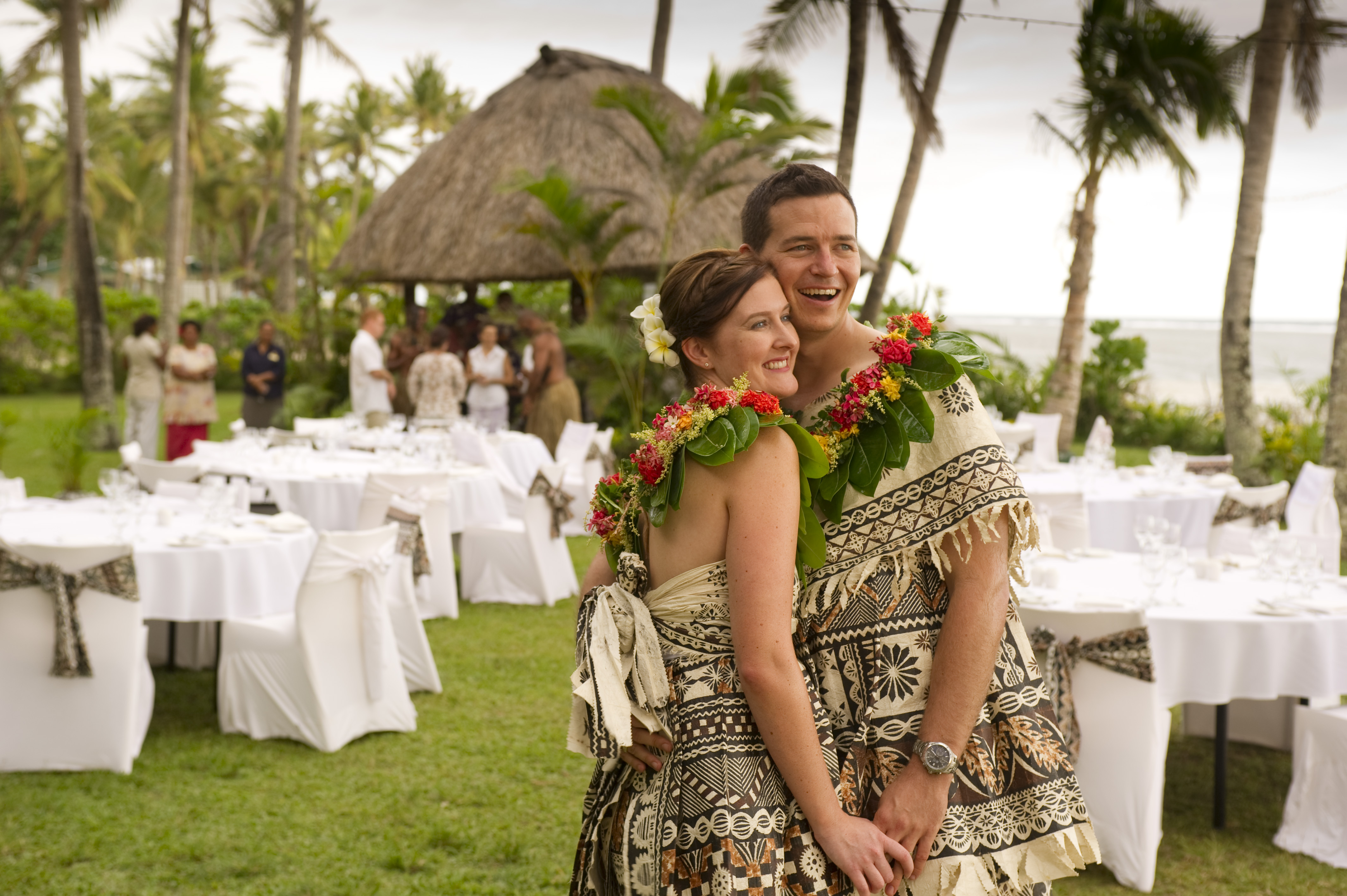 One Of The Most Popular Wedding Destinations In Fiji