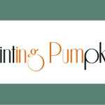 Halloween Crafts:  Painting Pumpkins