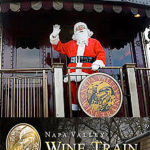 Santa Magic Aboard the Napa Valley Wine Train