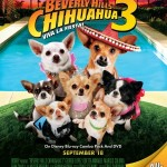 Beverly Hills Chihuahua 3: Q&A with Director Lev L. Spiro, Dog Training, and My Interview with Papi and Chloe