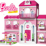 barbie mega bloks instructions