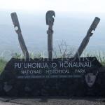 Kona, Hawaii:  Pu'uhonua O Honaunau National Historical Park