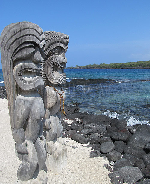 Kona, Hawaii,  Pu'uhonua O Honaunau National Historical Park, Place of Refuge, City of Refuge, Kona photgraphy,  Hawaii Photography, #BigIsland, #Hawaii