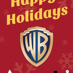 Warner Brothers Happy Holidays Blog App #WBHoliday