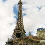 Photography:  The Eiffel Tower in Las Vegas