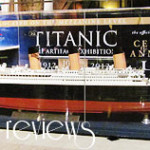 Las Vegas: Titanic, The Artifact Exhibition at the Luxor