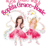 Tea Time With Sophia Grace and Rosie: Book Release