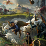Movie Review:  Disney's Oz the Great and Powerful Opens in Theaters Today! #DisneyOZ