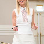 Interviewing Gwyneth Paltrow: On Filming Iron Man 3 #IronMan3Event