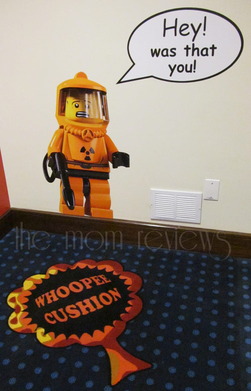 Photography:  The New LEGOLAND Hotel's Funny Side! #LegolandHotel