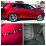 2014 Kia Sorento SX:  Family Road Trip Review