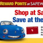 Safeway Rewards Gas Points at Chevron