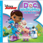 Walt Disney Records: Doc McStuffins,The Doc Is In Soundtrack Available June 18th