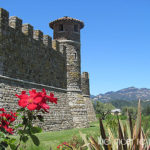 Napa Valley Wine Train:  Castello di Amorosa Winery Tour