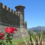 Napa Valley Wine Train:  Castello di Amorosa Winery Tour