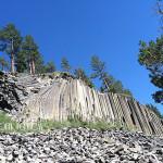 Travel Photography:  Devil's Postpile National Monument