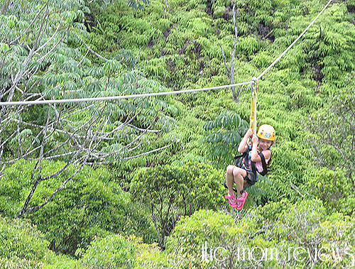 Princeville Ranch Adventures, Kauai: Jungle Valley Zipline Adventure