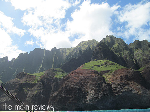 Captain Andy's Eco Adventures, Kauai: Na Pali Coast Sail and Snorkel Tour