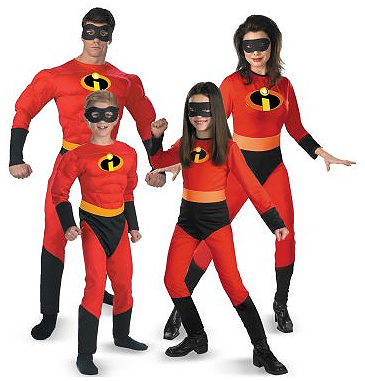 Do you dress up as a family or do you and your spouse get costumes for an adult party?  sc 1 st  Jen is on a Journey : costume maker in the incredibles  - Germanpascual.Com