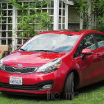2013 Kia Rio SX Sedan Review