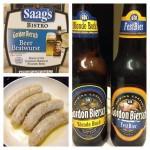 Saag's Gordon Biersch Beer Bratwurst