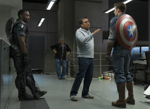 Captain America Shield, Chris Evans