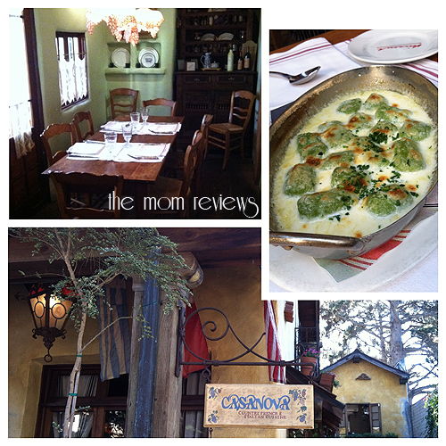 California Central Coast:  Carmel Food Tour Review